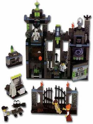 Daily LEGO: Scary Laboratory - GeekDad