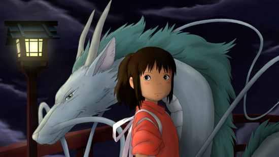 Chihiro from Spirited Away By Hayao Miyazaki