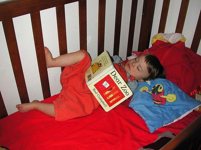Unfortunately, learning through book osmosis doesn't make the learning strategies list.