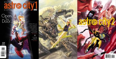 Serious Comics, Part 5: Truly Super Heroes