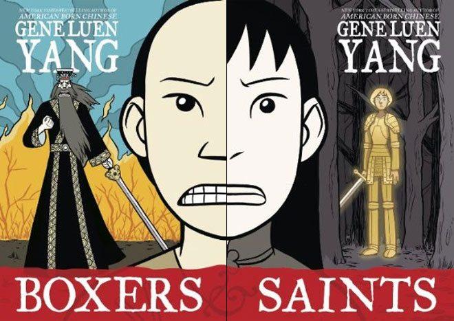 Boxers & Saints by Gene Yang