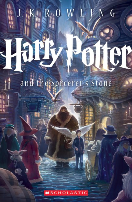 Harry Potter book one
