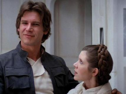 Leia is quick with an insult, you should be too!