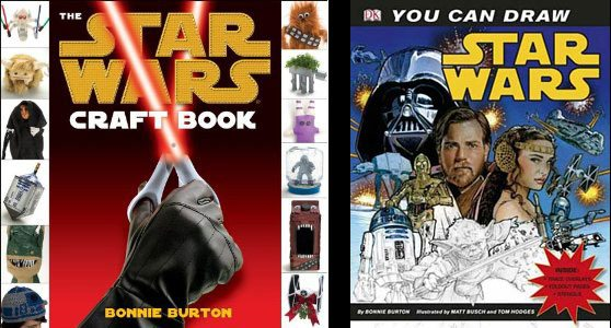 Star Wars Craft Book, You Can Draw Star Wars