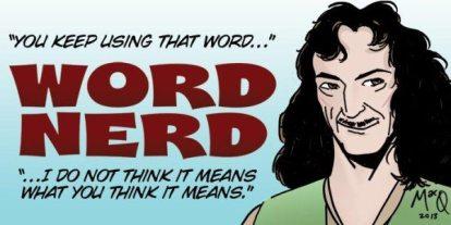 Word Nerd: Clearing Hurtles