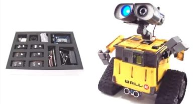 Building your First Robot – EZ-Robot BoxBot