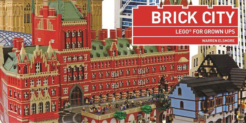 Geek Toys For Grown Ups : Warren elsmore s brick city lego for grown ups geekdad