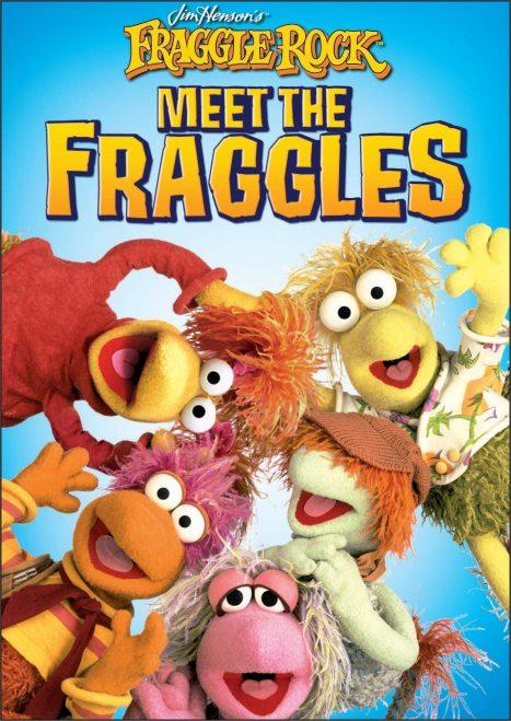 Meet the Fraggles DVD
