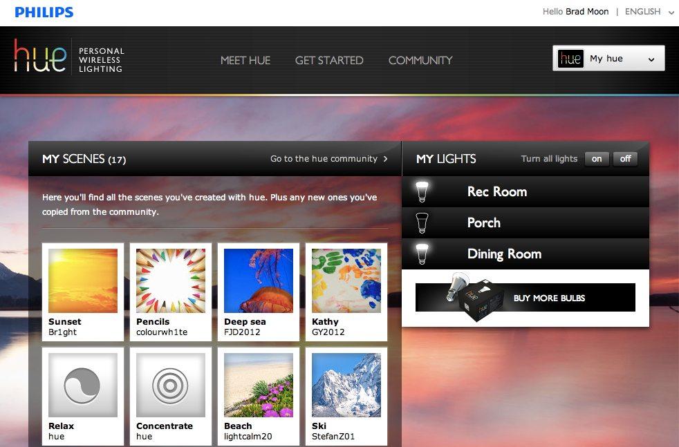 Geekdad Review Philips Hue Geekdad