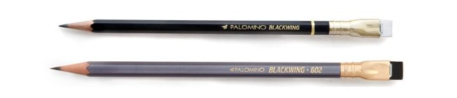 Blacking Pencils: the choice of Chuck Jones