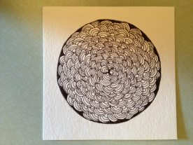 Zentangles: Small But Addicting Drawing Morsels