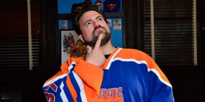 Kevin Smith on Superman, Shaving, and a Baby Rocket