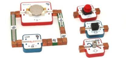 Kickstarter Alert: Learn Electronics with LightUp