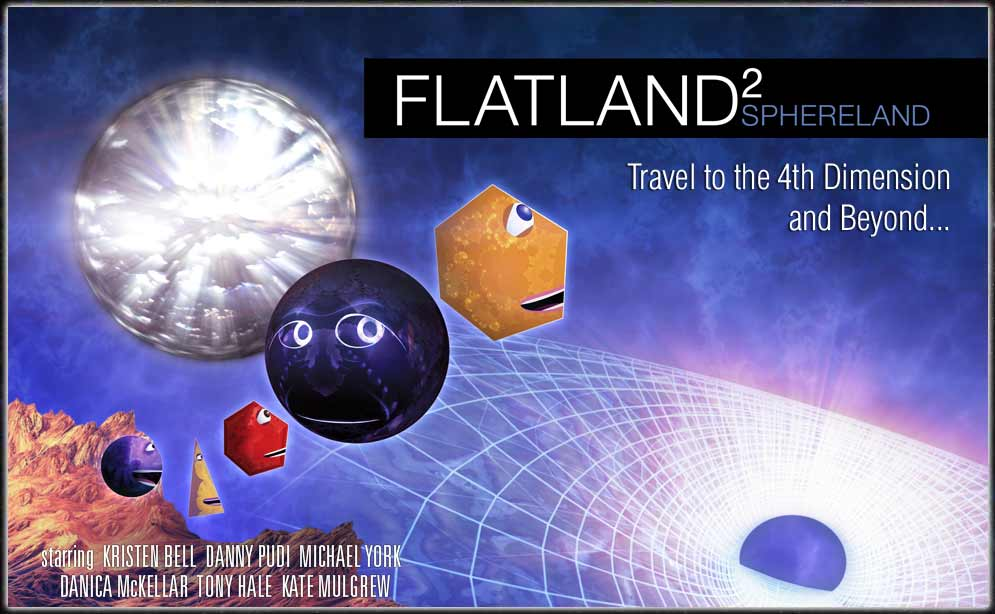 Flantland the movie and the book?