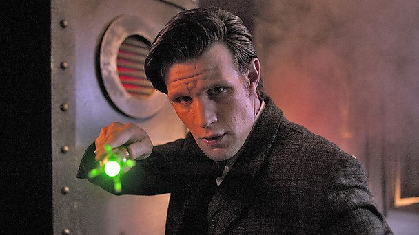 Matt Smith is Leaving the role that made him famous. © BBC