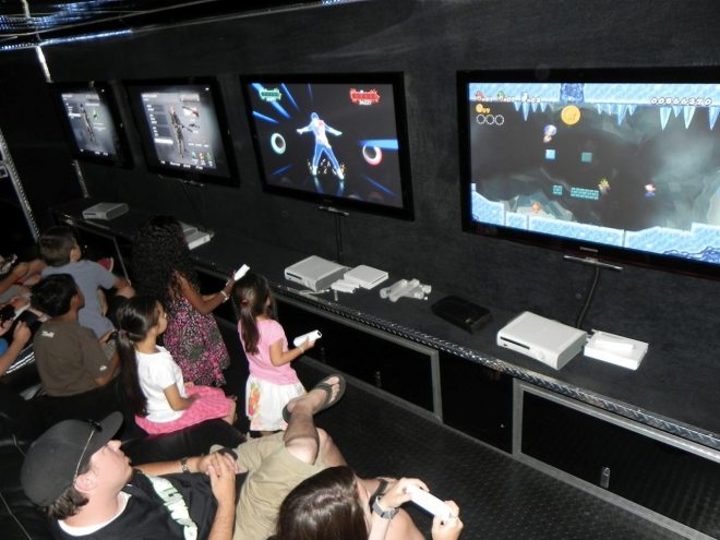 Game Truck party