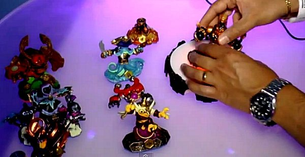 Skylanders Swap Force Swapping 101