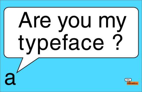 Are You My Type Face Jesse Austin-Breneman