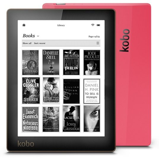 Kobo Aura compact e-reader