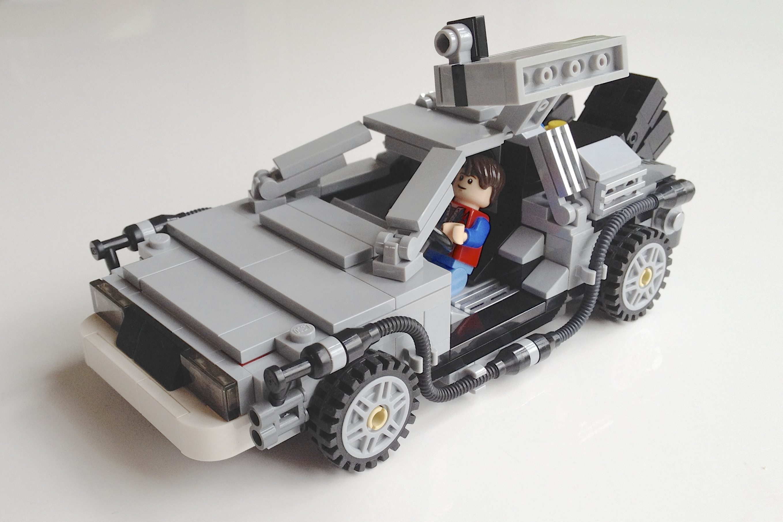 Back To The Lego Cuusoo Future Geekdad