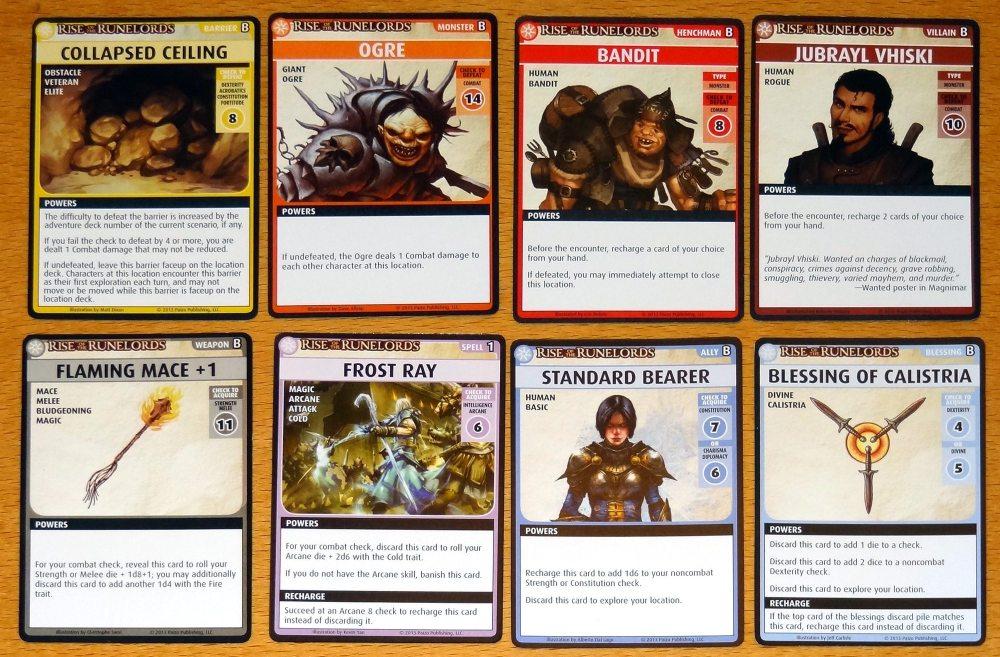 Pathfinder ACG cards