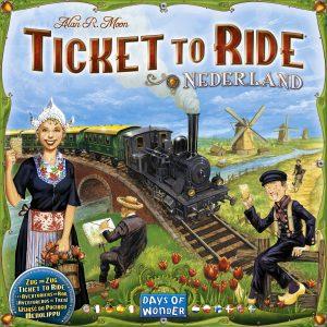 Ticket to Ride Nederland