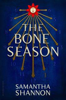 "27book""The Bone Season"" by Samantha Shannon."