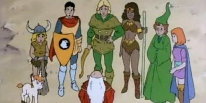 The Dungeons & Dragons Cartoon: 30 Years Old Today