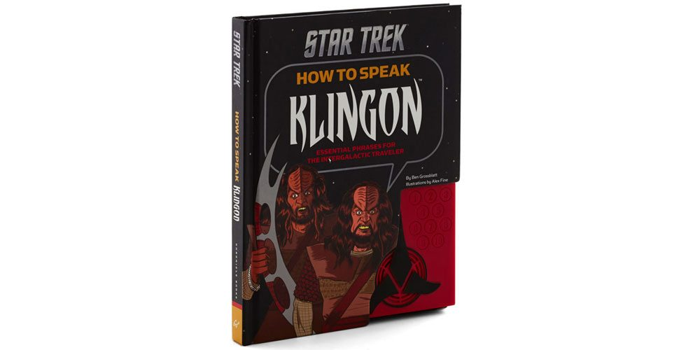 Do you speak klingon?