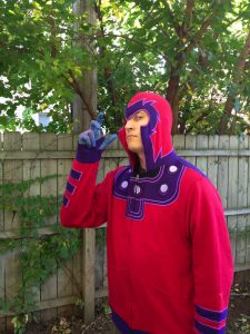 The Magneto hoodie is incredibly cool and has those really nice thumb holes to keep your sleeves down. - Ryan Carlson 2013