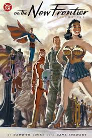DC: The New Frontier Image: DC Comics