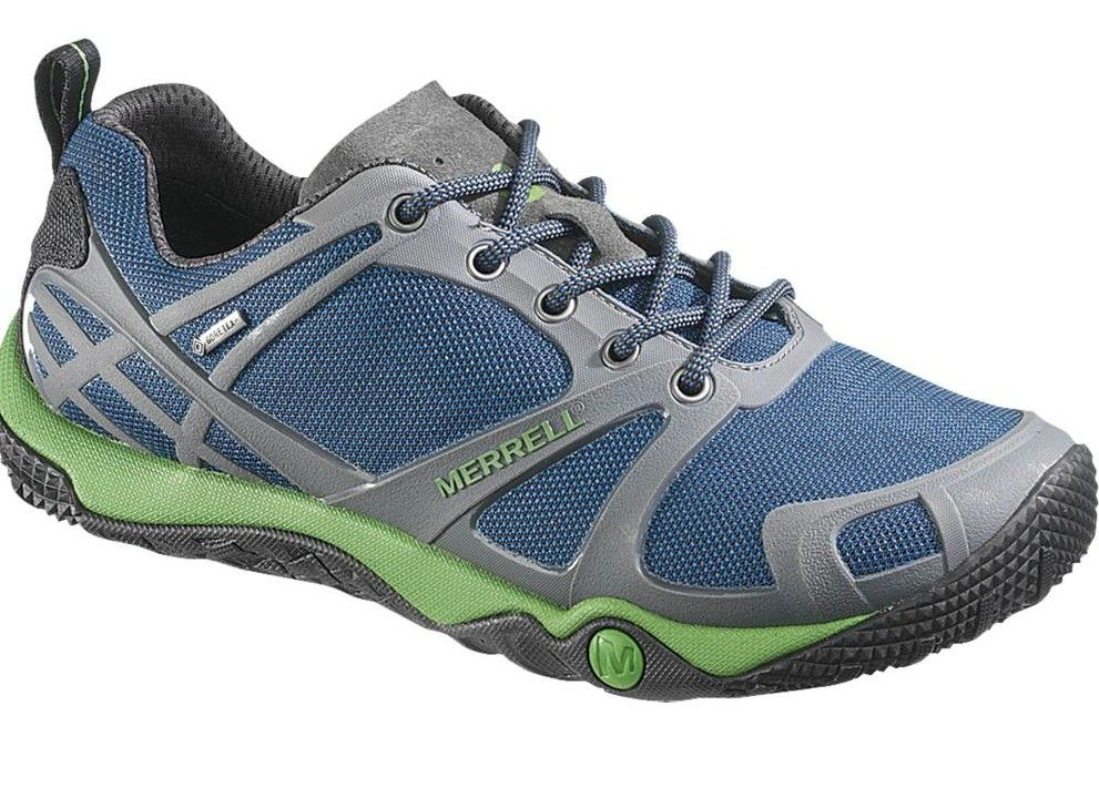 Proterra Sport Gore-Tex hikers by Merrell