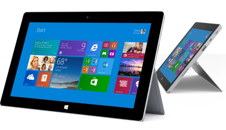Surface 2  with Kickstand