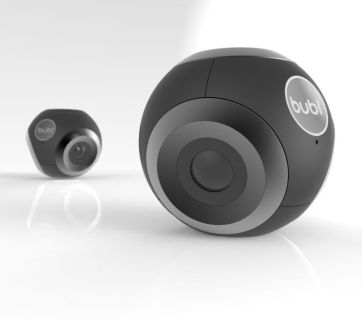 image of the bubl 360 degree camera