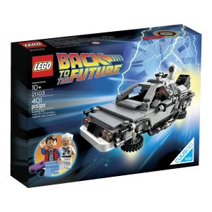 Because Lego knows how to make geeks happy.