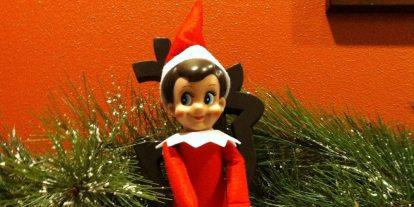 The Elf on the Shelf Smackdown