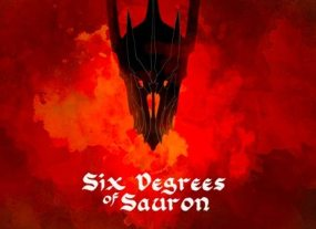 Facebook for Middle-earth: Six Degrees of Sauron, Another Project from LOTR Project