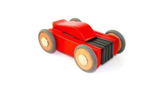 The Dart Car set. Image: Tegu