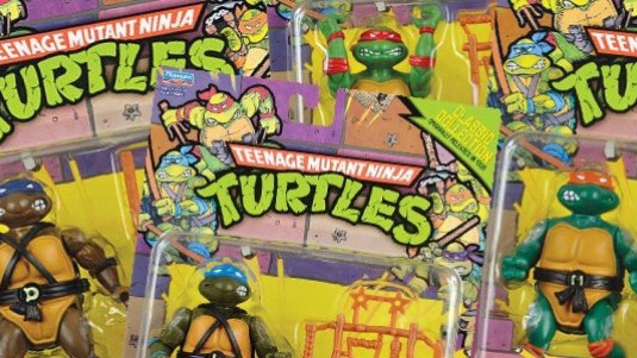 Teenage Mutant Ninja Turtles Action Figures YOUR CHOICE Complete Nickelodeon