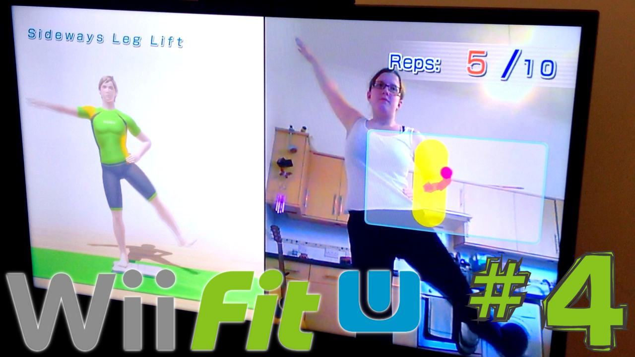 Wii Fit U Understands Your New Year Blues Geekdad