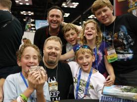 Gen Con Family Fun Badges on Sale Now