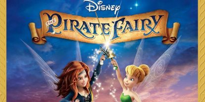 Disney Trip: The Pirate Fairy