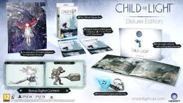 Child Of Light Deluxe Edition Announced
