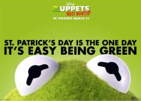 Happy Muppetational St. Patrick's Day!