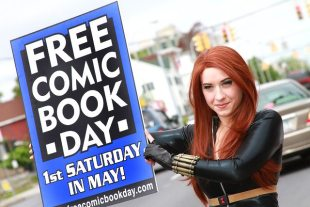 Free Comic Book Day Is This Saturday!