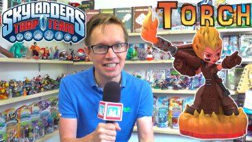 Torch Skylander Revealed in Game Informer