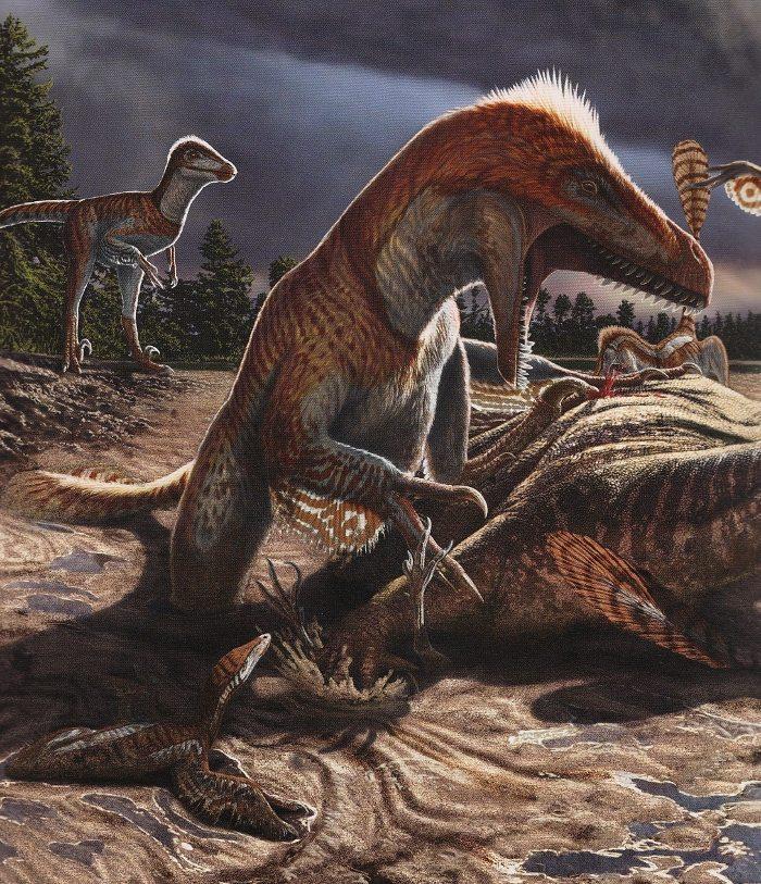 The Paleoart of... Fossiliferous Sandstone