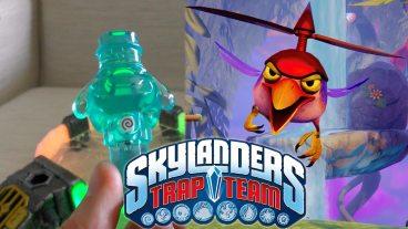 Buzzer Beak is Next Skylanders Trap Team Villain