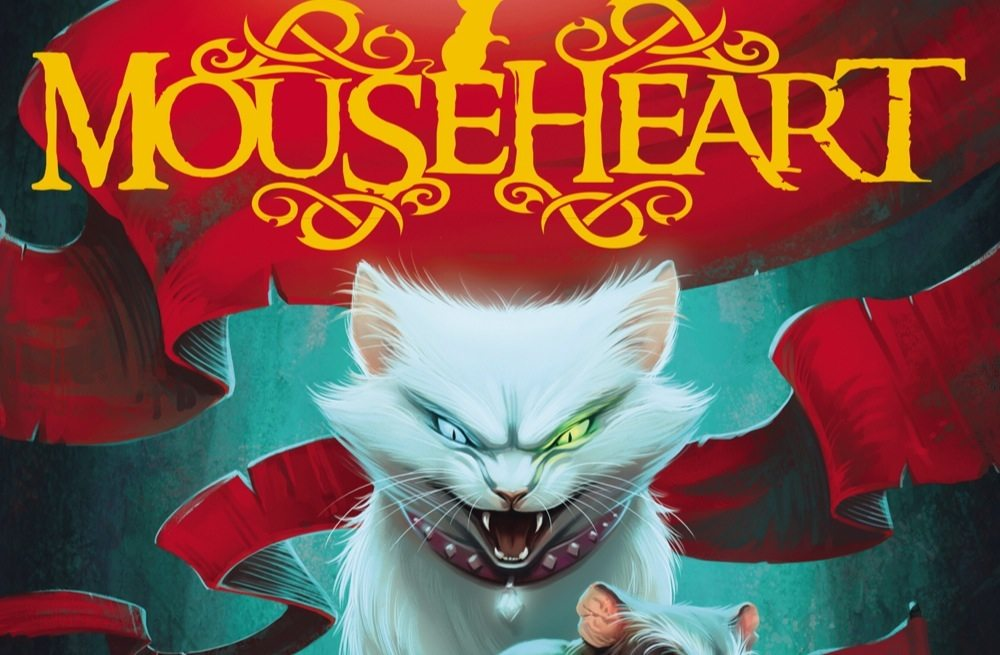 Giveaway Mouseheart Summer Reading A Skateboard Deck