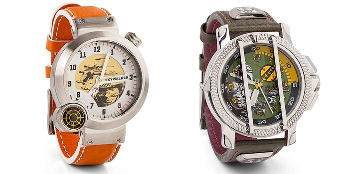 Star Wars Collector Watches